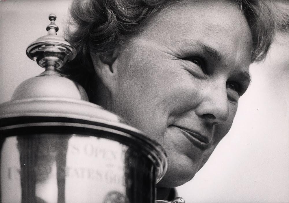 USGA Honours Mickey Wright