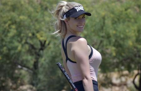 Paige Spiranac on nude picture scandal