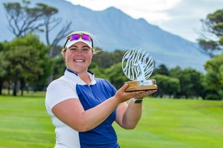 Alice Hewson South African Womens Open