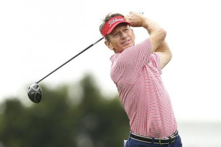 Brad Faxon sued for fraud