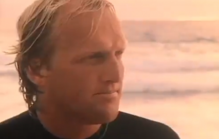 Greg Norman surf