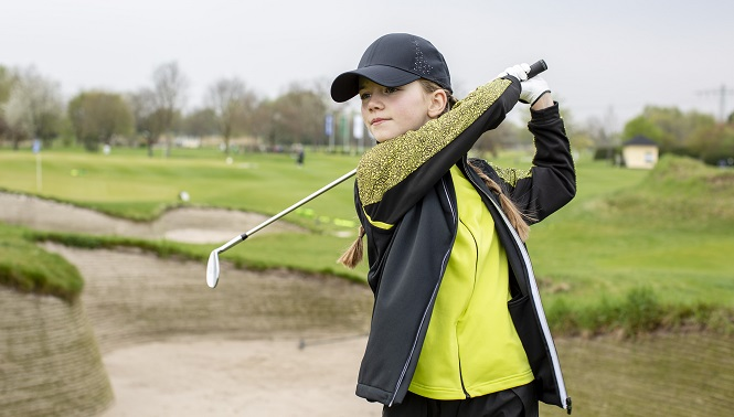 Galvin Green launches junior range
