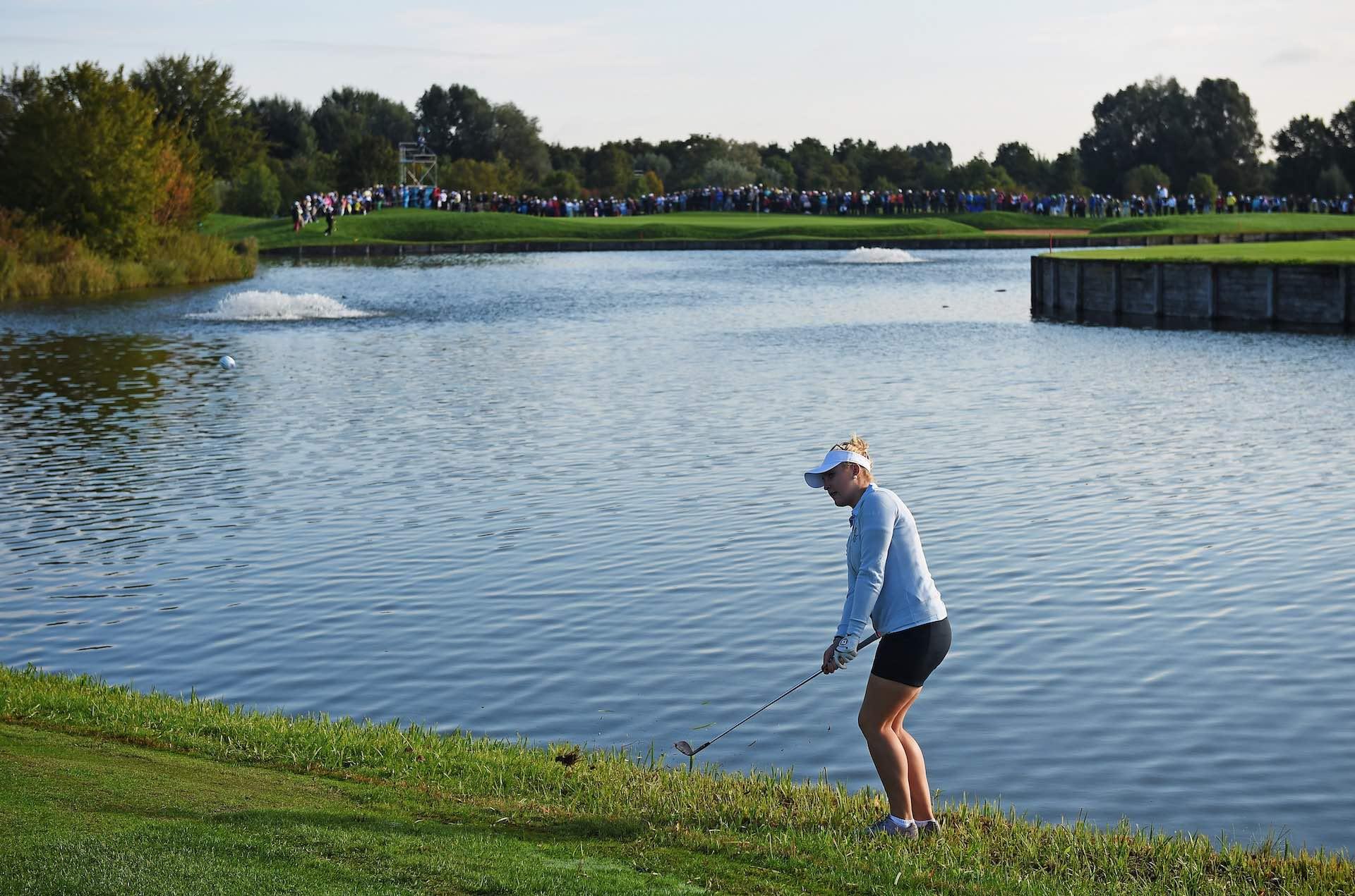 The Solheim GolfPunk's