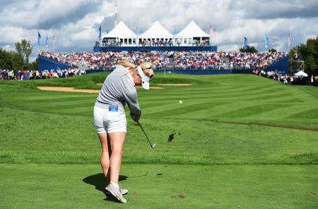 Solheim dreams on the line at Ricoh British Women's Open