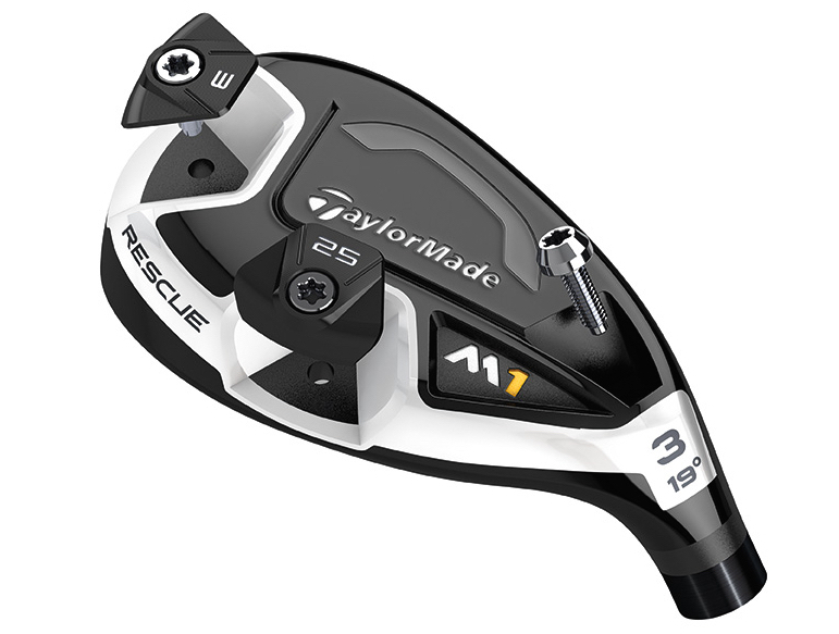 The TaylorMade M1 Rescue