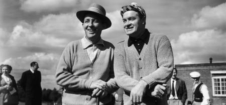 Bing Crosby and Bobe Hope