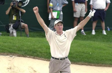 How Jim Furyk nearly missed out on his 58