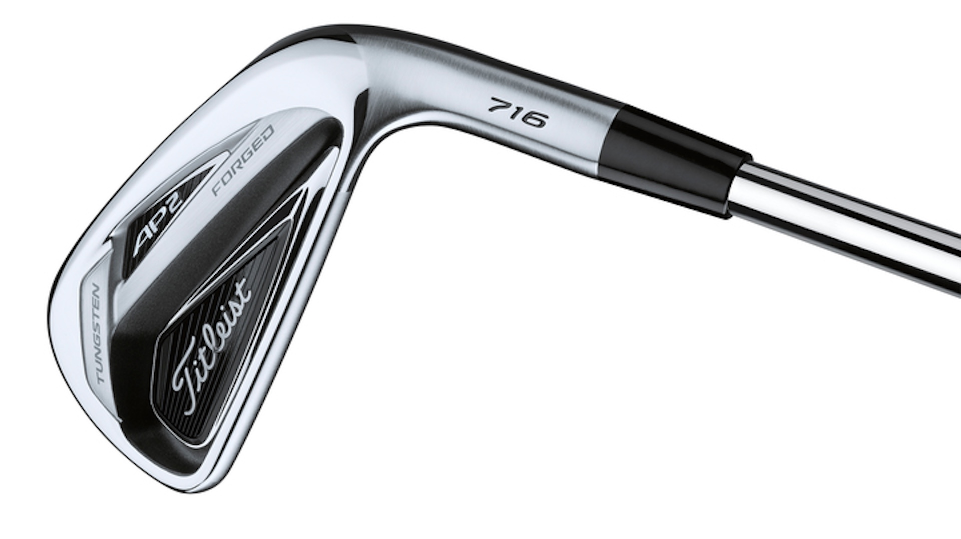 The all new Titleist 716 AP2