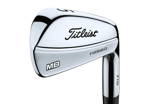 The Titleist 716 MB Irons