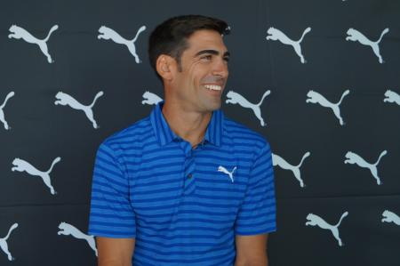 Alvaro Quiros Signs with PUMA Golf