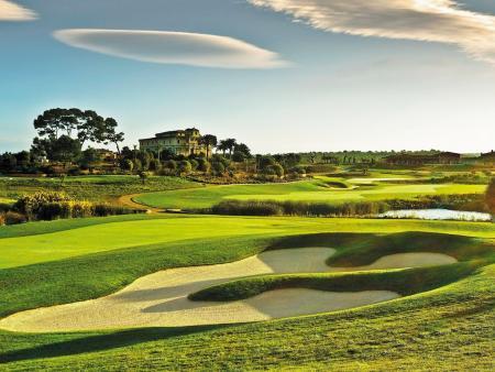 GolfPorn: Son Gual, Mallorca