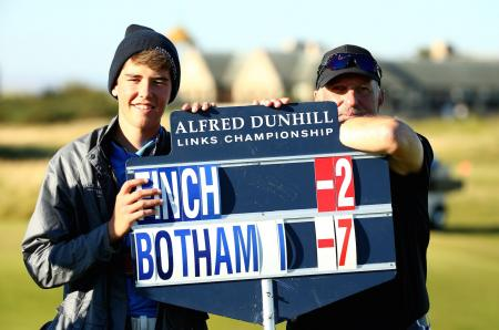 Day One At The Dunhill