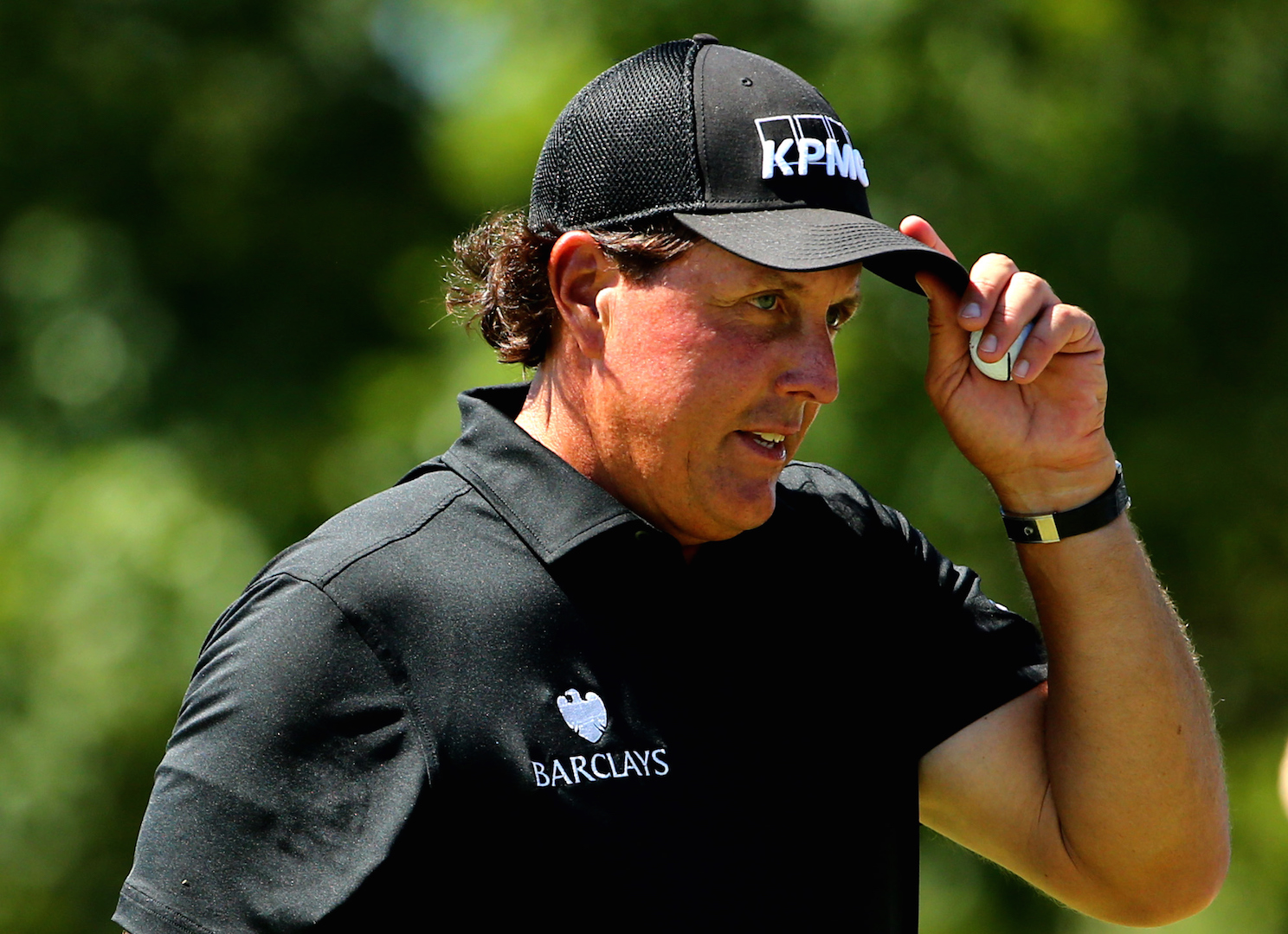Phil Mickelson's back for the Scottish Open