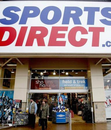 Direct Golf gets the Mike Ashley Treatment