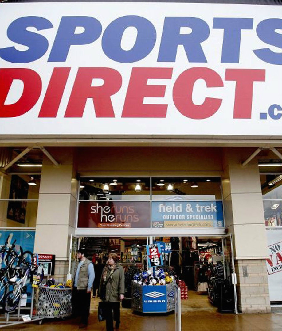 Ashley Direct: Direct Golf Gets The Mike Ashley Treatment