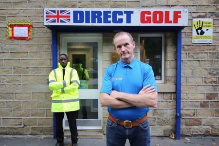 Direct Golf Owner Fights Back
