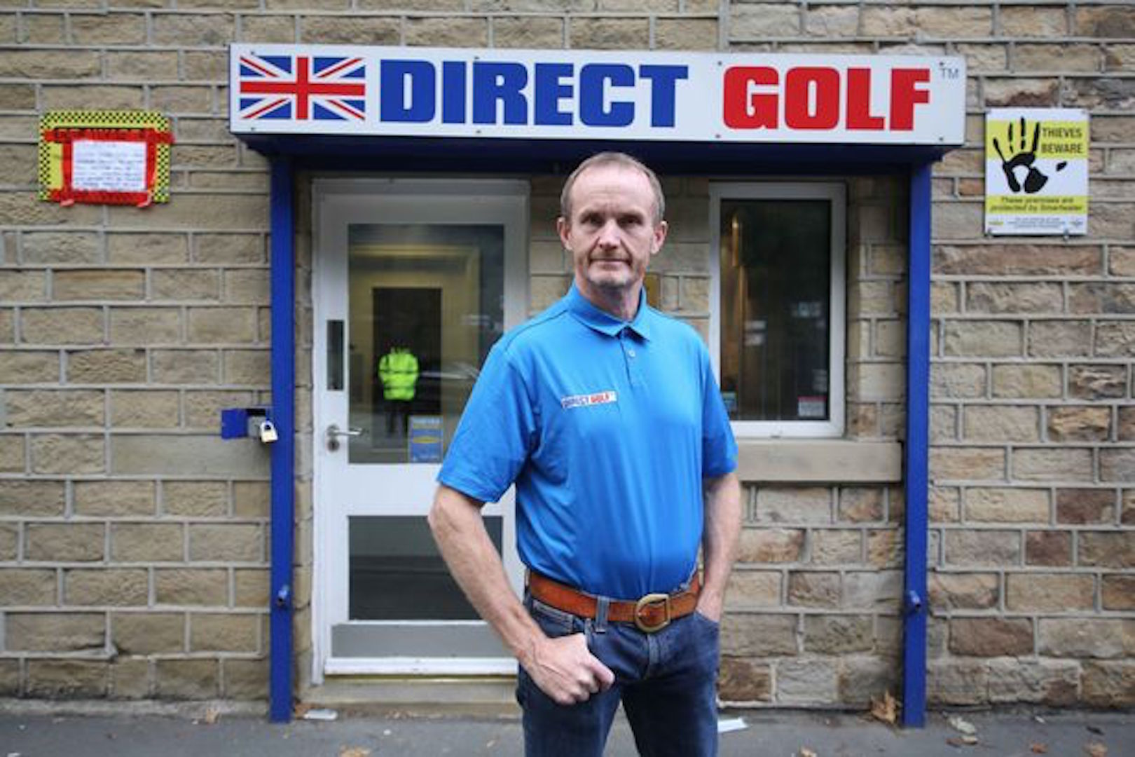 Direct Golf Owner Fights Back