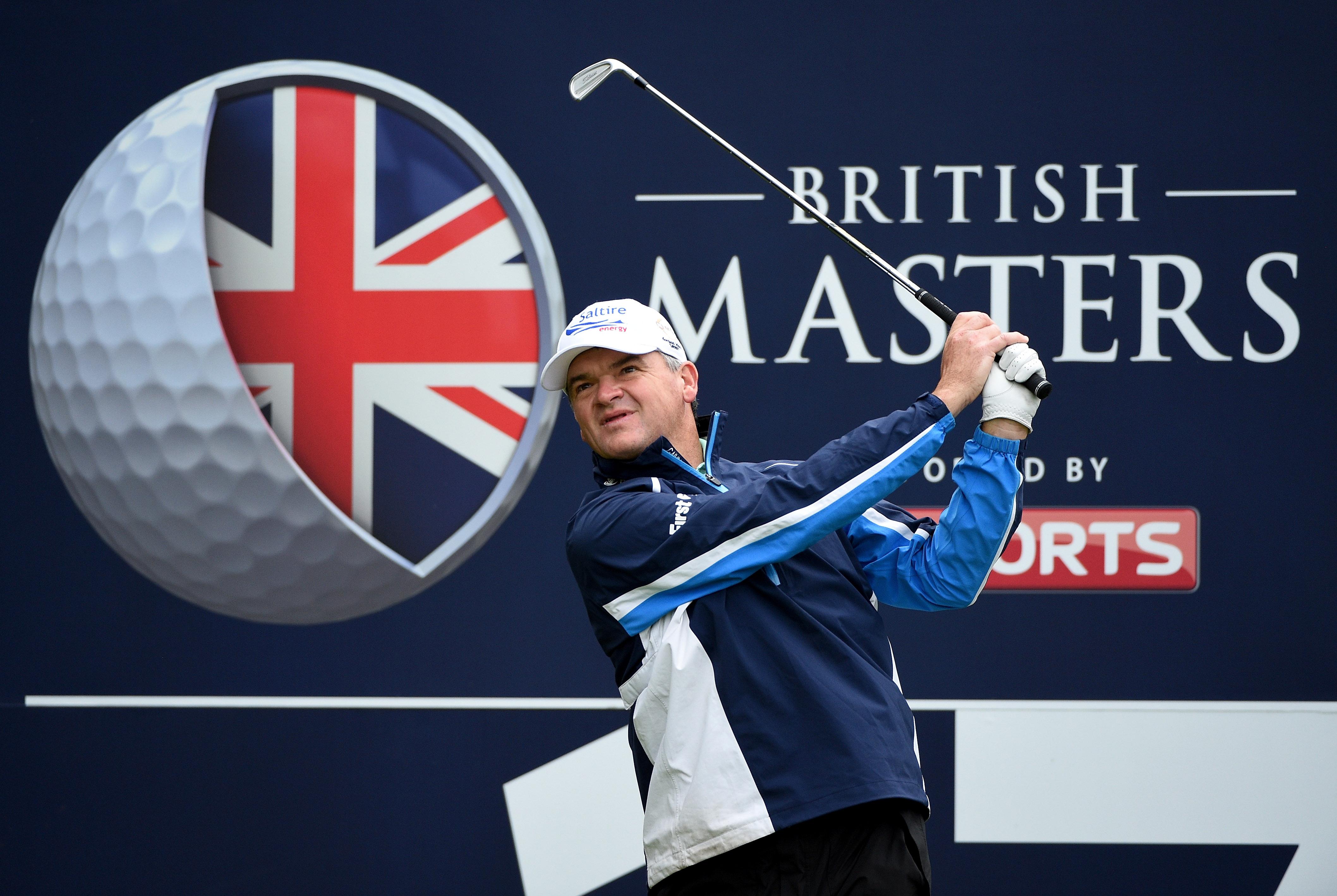 British Masters Day One
