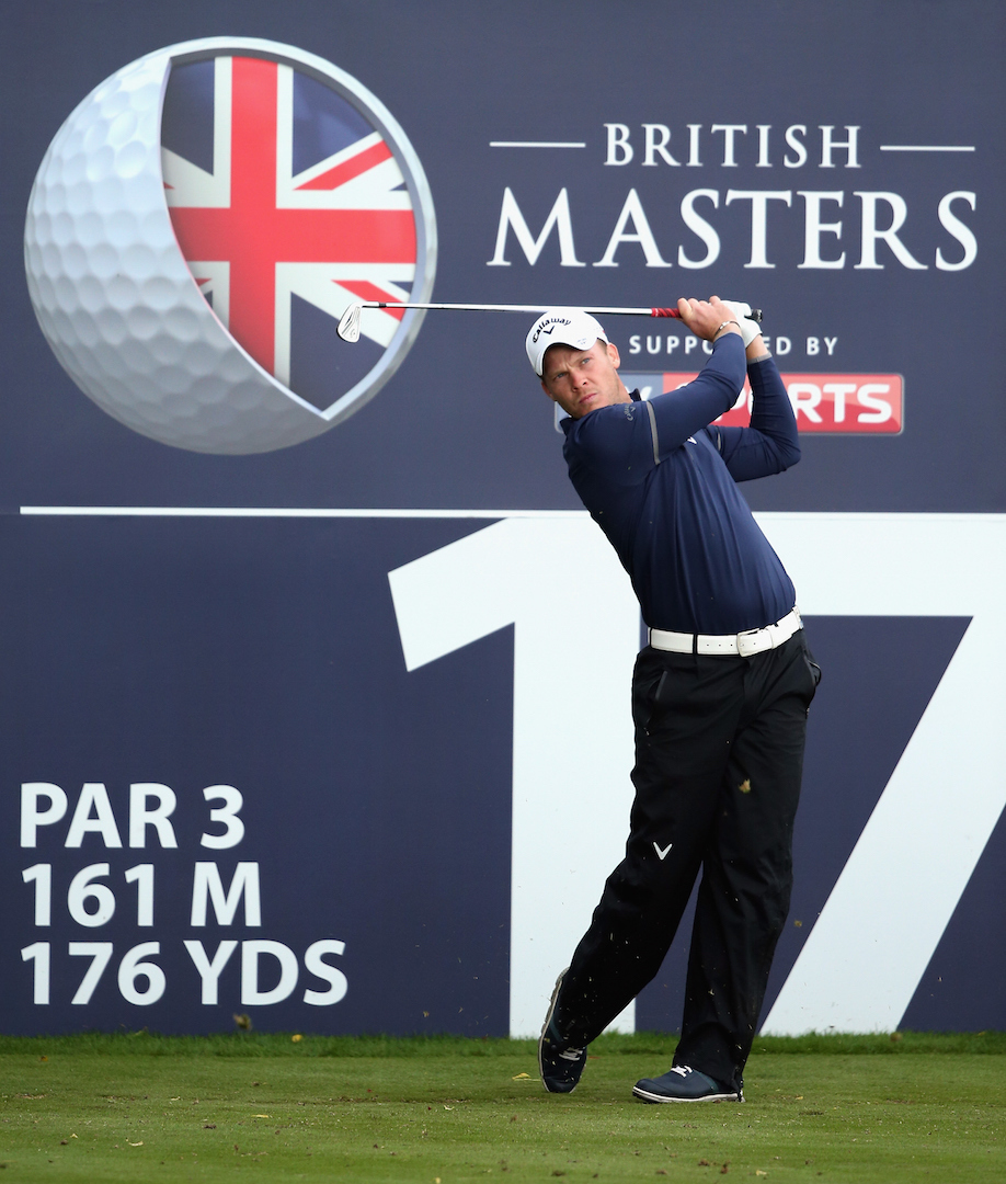 British Masters Preview