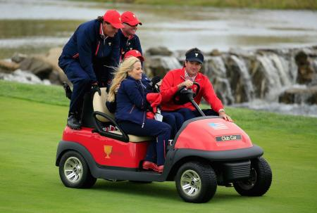 USA Wins Thrilling Presidents Cup