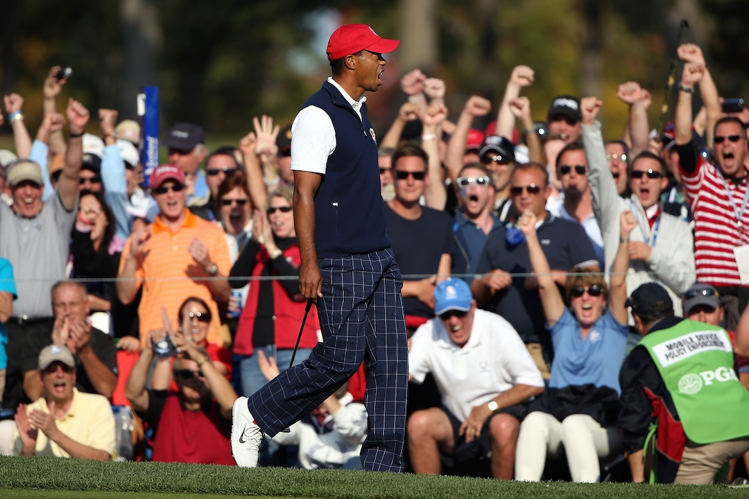 Tiger Woods Not Fit To Be A Ryder Cup Captain