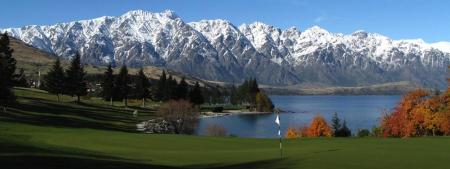 GolfPorn: Queenstown Golf Club, New Zealand