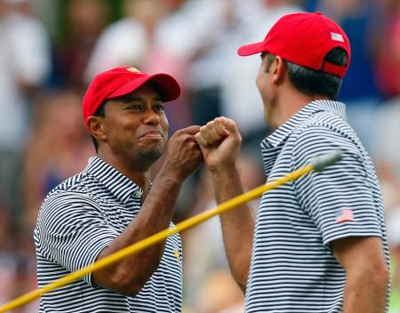Top 10 Presidents Cup Shots Ever