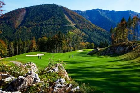 Golf in Austria: Ve Have Vays Of Making You Walk