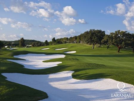 GolfPorn: Quinta do Lago Laranjal Course, Portugal