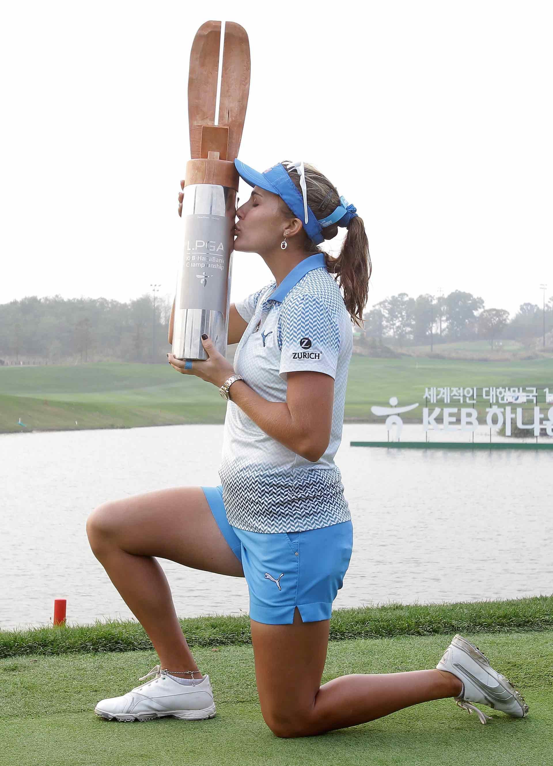 Lexi Thompson Wins in Korea