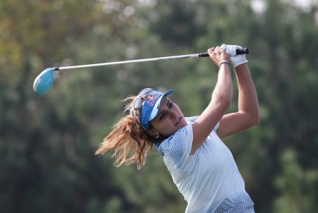Lexi Thompson Wins in Korea