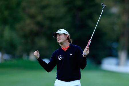 Emilliano Grillo announced as PGA Tour Rookie of the Year