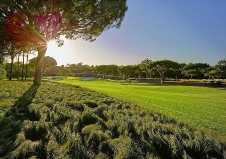 GolfPorn: Quinta do Lago North Course, Portugal