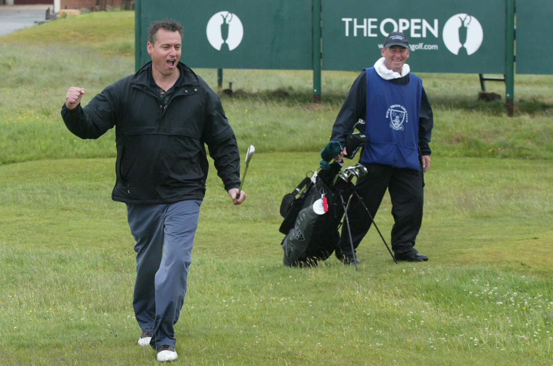 The Foozler Goes Caddying
