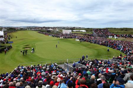 Royal Portrush to hold 2019 Open Championship