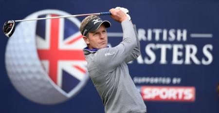 Luke Donald to host 2016 British Masters