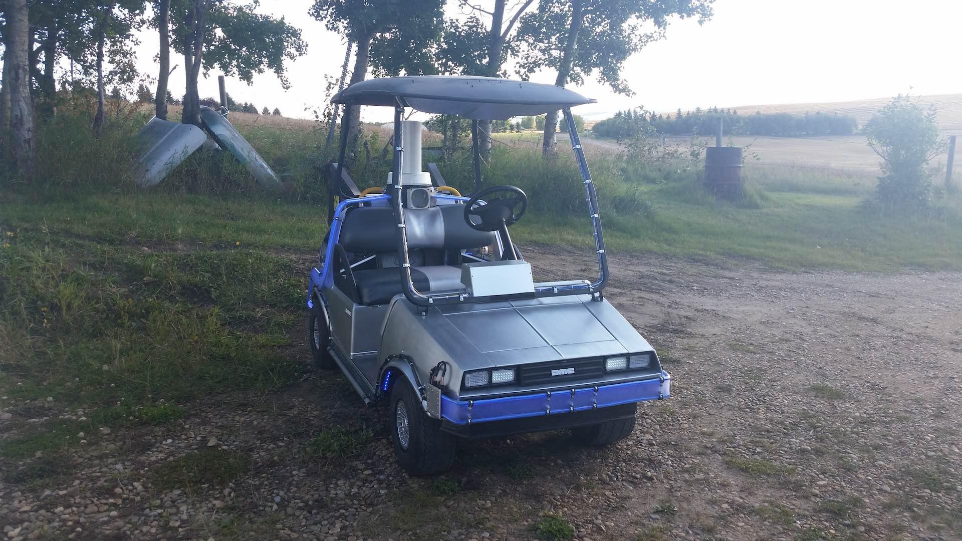 It S Backtothefutureday Golfpunkhq
