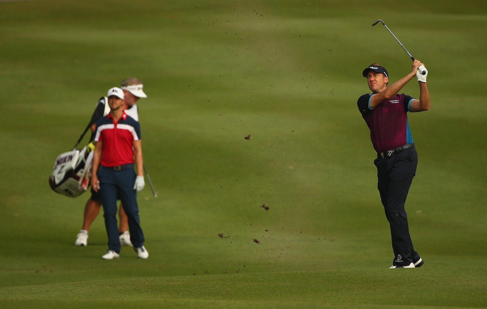 Rose & Poulter flying high in Hong Kong
