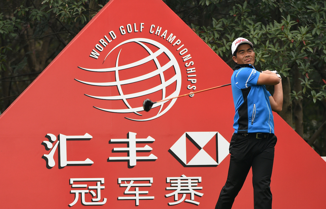 88 million people in China banned from golf!