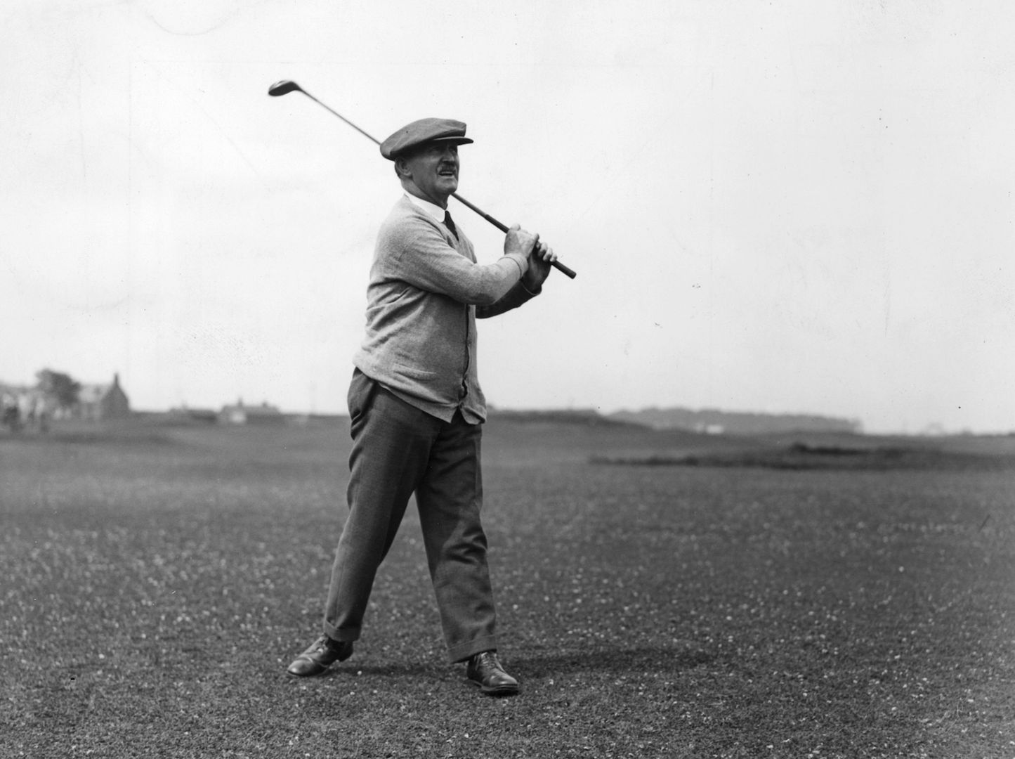 Representing for all the GolfPunks: J H Taylor