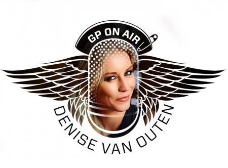 Denise Van Outen: GP's New Roving Reporter