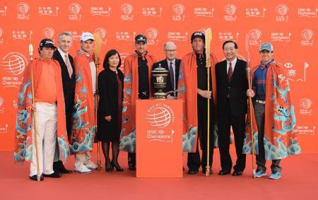 WGC-HSBC Champions in Shanghai