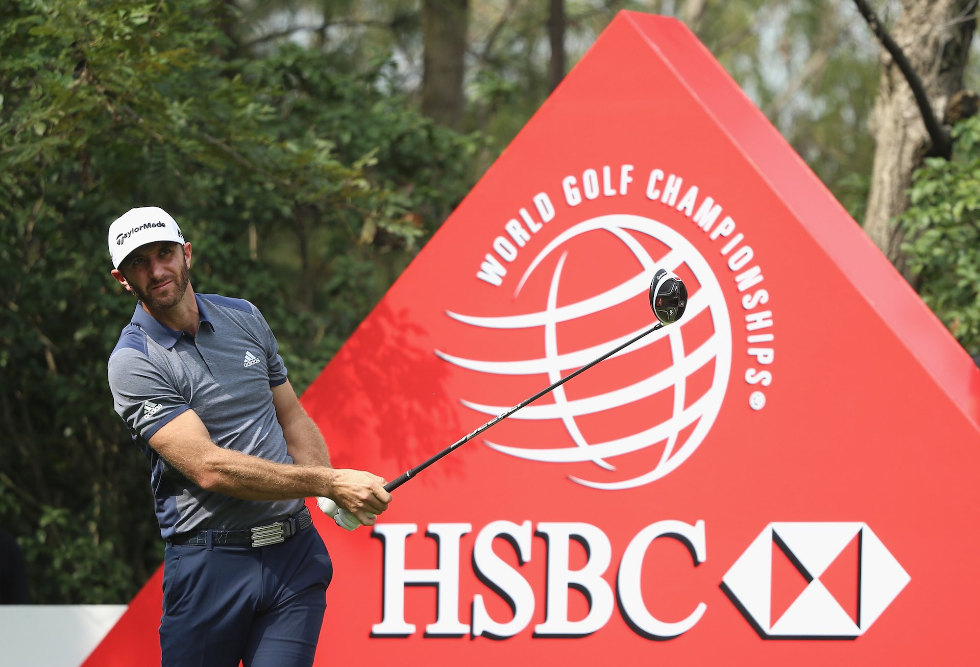 Grace Leads WGC-HSBC Champions