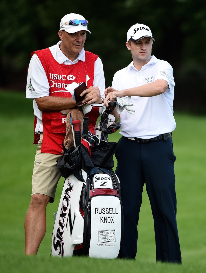 Rory McIlroy 'weak as a kitten' in China