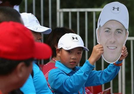 Day 3 at the WGC-HSBC Champions